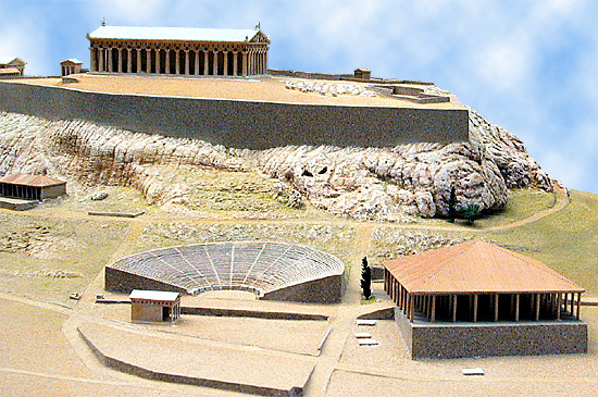 5 Dionysus-theater